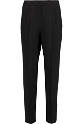 Pringle Crepe Straight Leg Pants Black