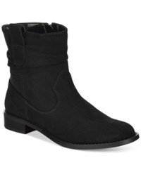 Styleandco. Style And Co. Pagee Slouchy Booties Only At Macy's Women's Shoes