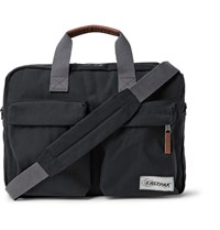 Eastpak Tomec Opgrade Canvas Messenger Bag Black