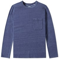 Blue Blue Japan Long Sleeve Heavy Jersey Tee