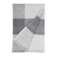 Muuto Loom Throw 180X130cm Grey