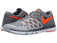 Nike Train Speed 4 Cool Grey Hyper Crimson Wolf Grey White Men's Shoes Gray