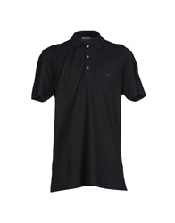 Christian Dior Dior Homme Polo Shirts Steel Grey