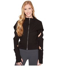 Alo Yoga Mix Jacket Black Women's Coat