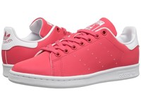 Adidas Stan Smith Core Pink Core Pink Footwear White Women's Tennis Shoes Red