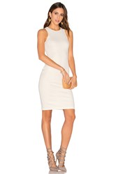 Gettingbacktosquareone The Racerback Dress Ivory