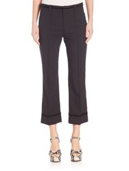 Marc Jacobs Cropped Bowie Pant Black