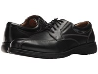 Dockers Trustee 2.0 Black Polished Full Grain Men's Shoes