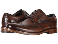 Dockers Hanover Wingtip Oxford Whiskey Polished Full Grain Shoes Brown