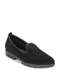 The Flexx Smokin Hot Embossed Loafers Black