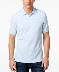 Club Room Men's Big And Tall Feeder Stripe Polo Only At Macy's