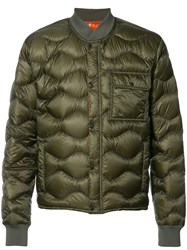 Moncler 403289953279 833 Olive Artificial Acetate Green