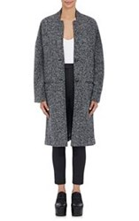 Atm Anthony Thomas Melillo Women's Kimono Overcoat Colorless