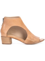 Marsell Bo Sandalo Boots Nude Neutrals