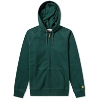 Carhartt Hooded Chase Jacket Green