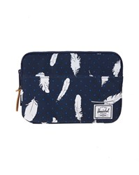 Herschel Blue Pr Ipad Mini Pouch