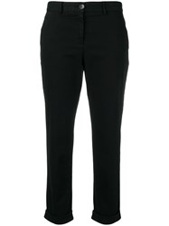Paul Smith Ps By Cropped Chinos Black