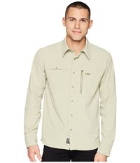 Outdoor Research Ferrosi Utility Long Sleeve Shirt Cairn Clothing White