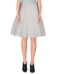 Moncler Skirts Knee Length Skirts Women Pink