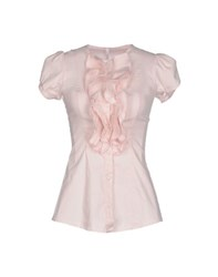 Imperial Star Imperial Shirts Shirts Women Light Pink