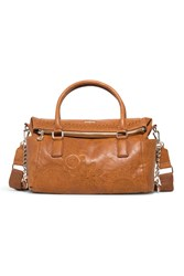 Desigual Bag Dark Amber Loverty Brown