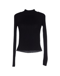Chiara Bertani Turtlenecks Black