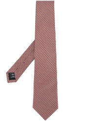 Gieves And Hawkes Embroidered Circles Tie