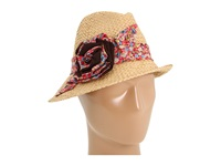 San Diego Hat Company Pbs4520 Flower Cloche Natural Knit Hats Beige