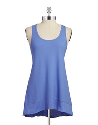 Calvin Klein Cotton Performance Tank Purple