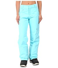 Spyder Winner Athletic Fit Pants Freeze Women's Outerwear Blue