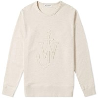 J.W.Anderson Jw Anderson Jersey Cutout Anchor Sweat White