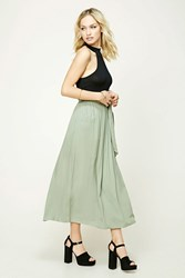 Forever 21 Contemporary Maxi Skirt