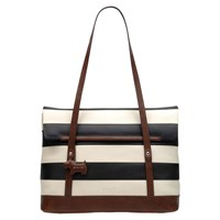 aafb04f2a1 Radley Babington Stripe East West Leather Shoulder Bag Multi