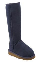Ugg Classic Genuine Shearling Tall Boot Blue
