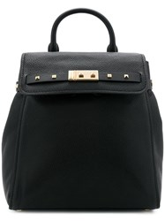 Michael Michael Kors Addison Backpack Black