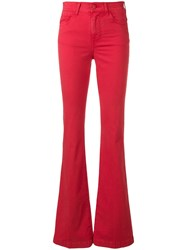 Jacob Cohen Flared Trousers