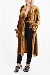 A.L.C. Women S Augusto Coat Boutique1 Gold