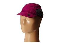 Mountain Hardwear Chiller Ball Cap Dark Raspberry Caps Red