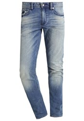 Superdry Wilson Slim Fit Jeans Boxer Blue Blue Denim