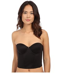 Betsey Johnson Forever Perfect Bustier J6800 Black Women's Bra