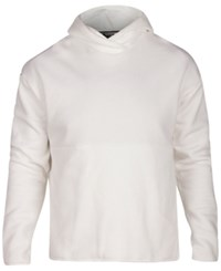 Hurley Men's Surf Check Icon Brushed Fleece Hoodie Sail