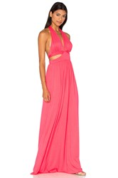 Rachel Pally Naeva Maxi Dress Fuchsia