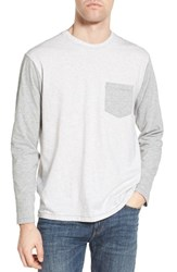 True Grit Men's Colorblock T Shirt