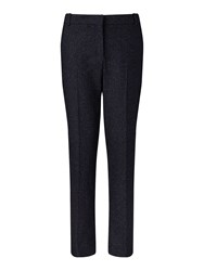 Jigsaw Flecked Tailoring London Trs Navy
