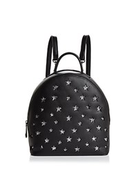 Street Level Embellished Backpack 100 Exclusive Black Gunmetal
