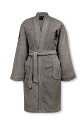 Ralph Lauren Home Big Player Bath Robe Grey