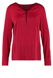 Gerry Weber Long Sleeved Top Chili Red
