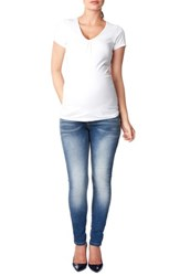 Noppies Women's 'Tara' Over The Belly Skinny Maternity Jeans