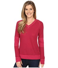 Outdoor Research Umbra Hoody Sangria Women's Sweater Red
