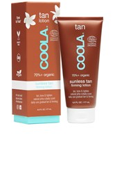 Coola Organic Gradual Sunless Tan Firming Lotion Beauty Na